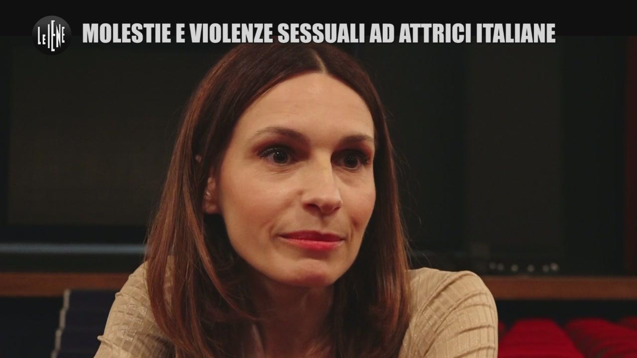 GIARRUSSO: Molestie e violenze sessuali ad attrici italiane