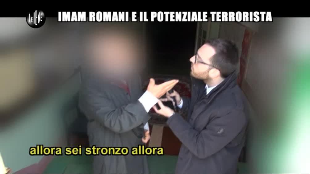 MAISANO: Imam romani e il potenziale terrorista
