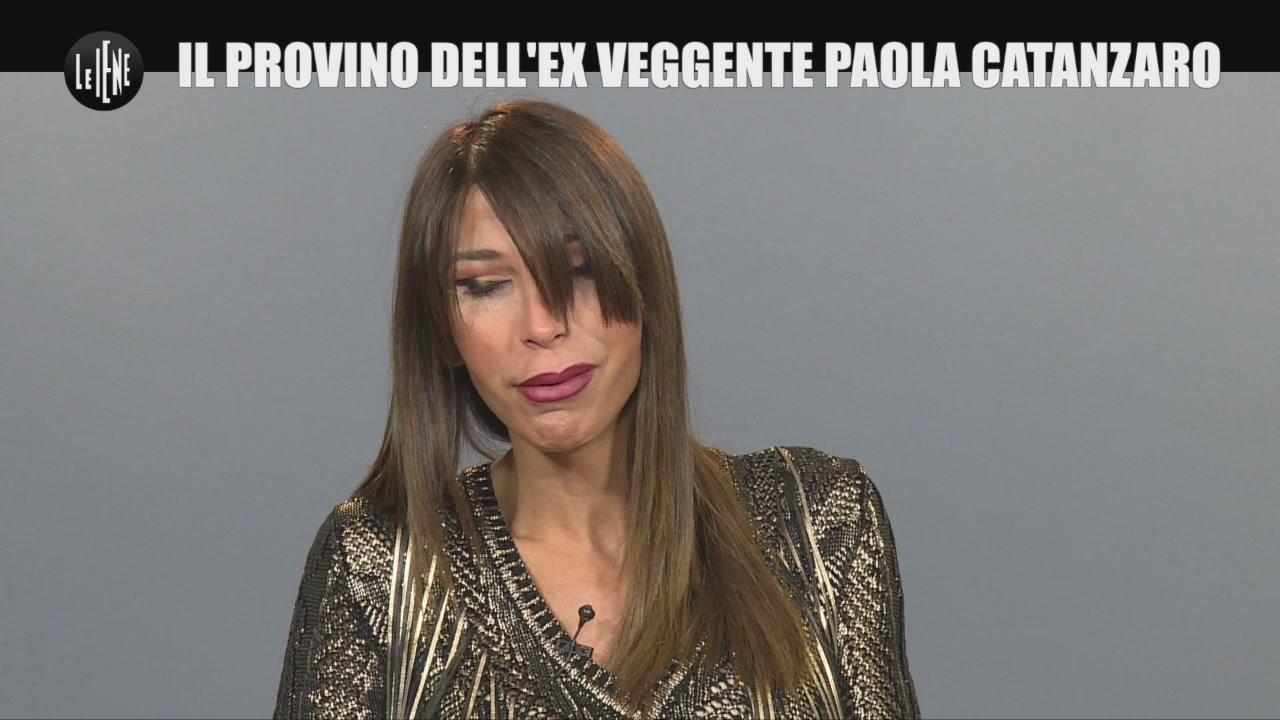 Il provino di Paola Catanzaro