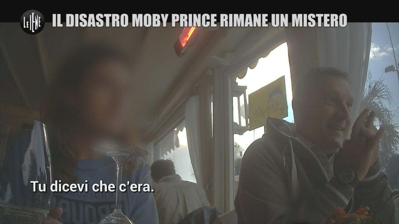 PECORARO: Disastro Moby Prince: i nuovi elementi