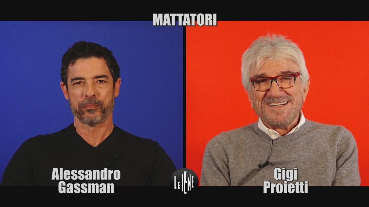 INTERVISTA: Alessandro Gassman e Gigi Proietti