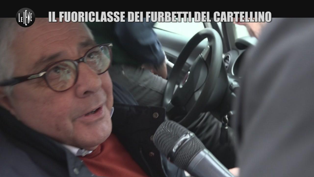 ROMA: Il fuoriclasse dei furbetti del cartellino