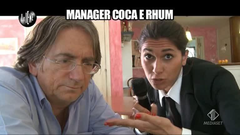 GAUTHIER: Manager, coca e rhum