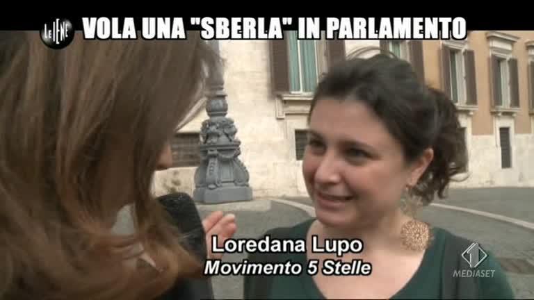 "NOBILE: Una ""sberla"" in Parlamento"