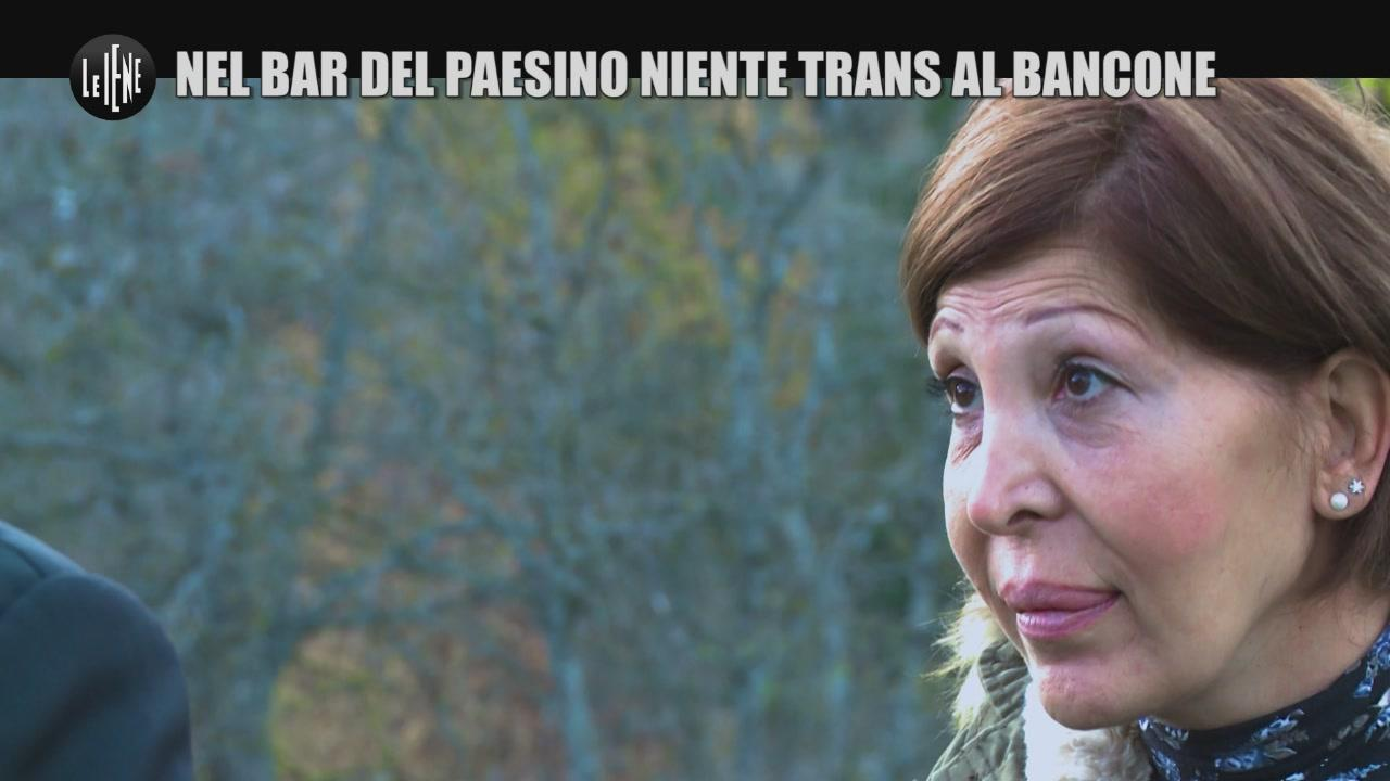 VIVIANI: Nel bar del paesino niente trans al bancone