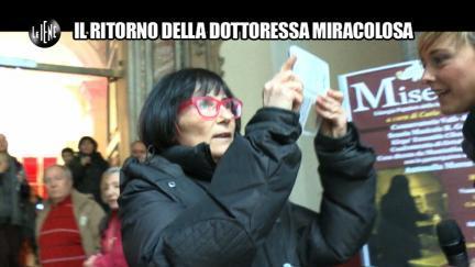 TOFFA: Il ritorno della dottoressa miracolosa