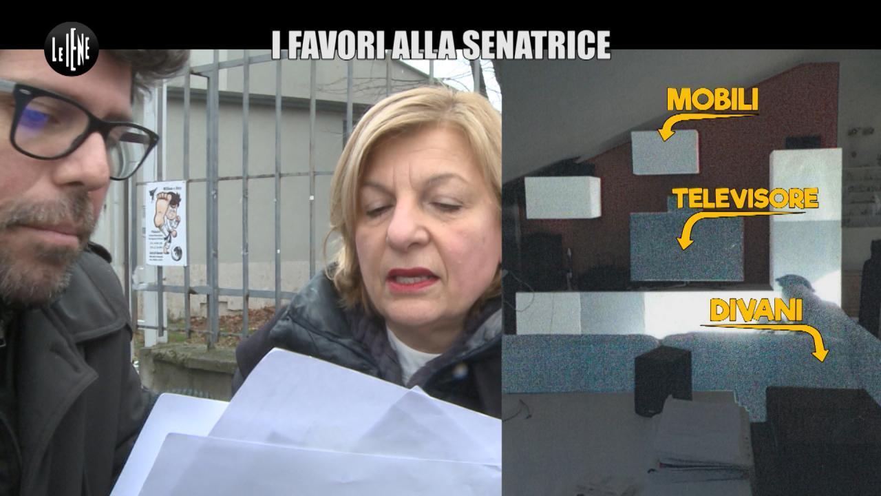PASCA: I favori all'ex senatrice Ricchiuti per la mansarda abusiva