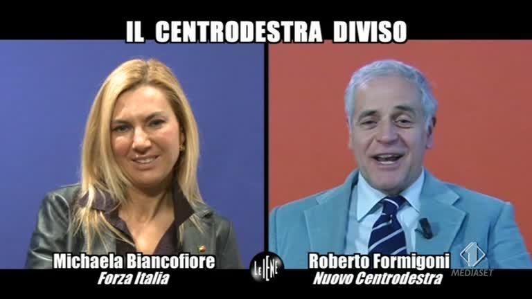 INTERVISTA: Michaela Biancofiore e Roberto Formigoni