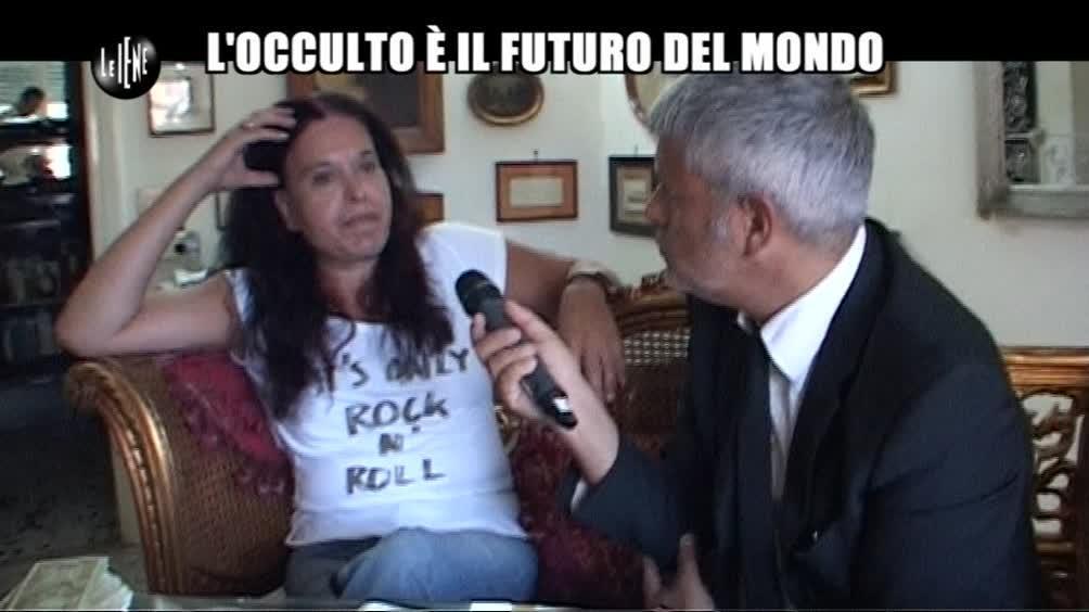 LUCCI: L'occulto è il futuro del mondo