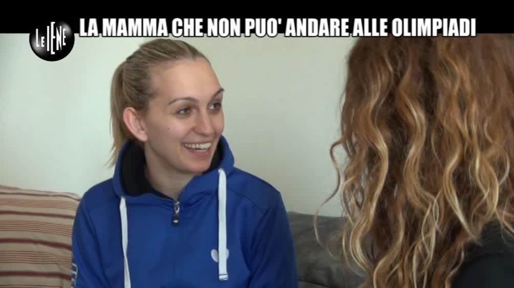 NINA: La mamma che non può andare alle Olimpiadi