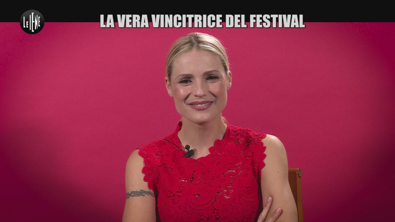 INTERVISTA: Michelle Hunziker, la regina del Festival di Sanremo