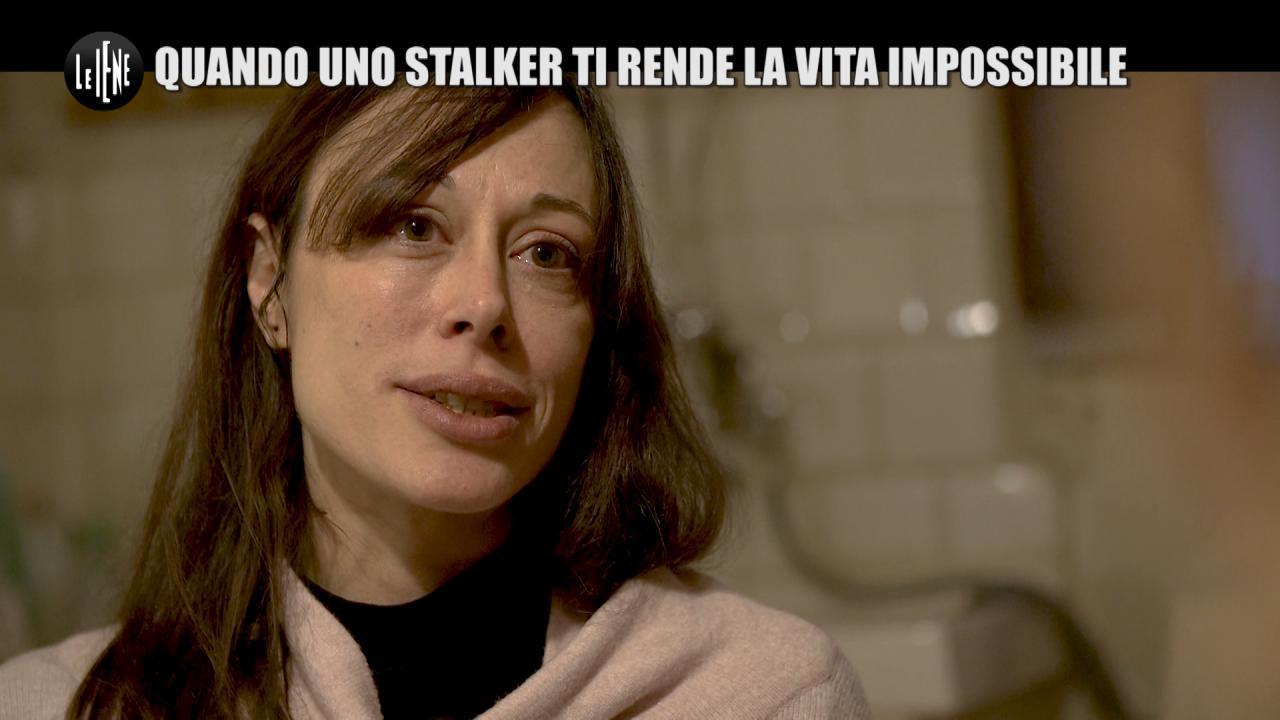 NINA: Quando lo stalking ti rende la vita impossibile
