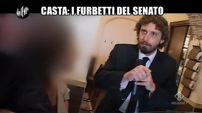 ROMA: Casta: i furbetti del Senato