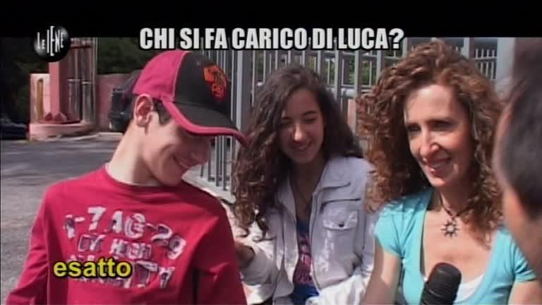 CALABRESI: Chi si fa carico di Luca?