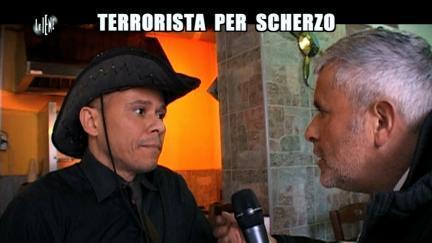 LUCCI: Terrorista per scherzo