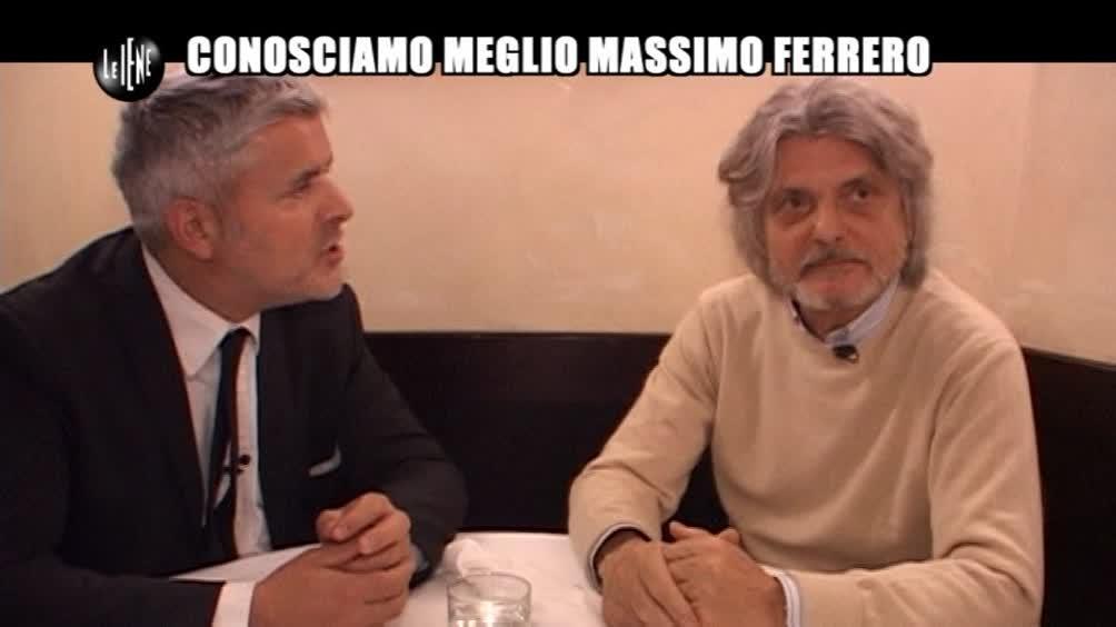 LUCCI: Conosciamo meglio Massimo Ferrero