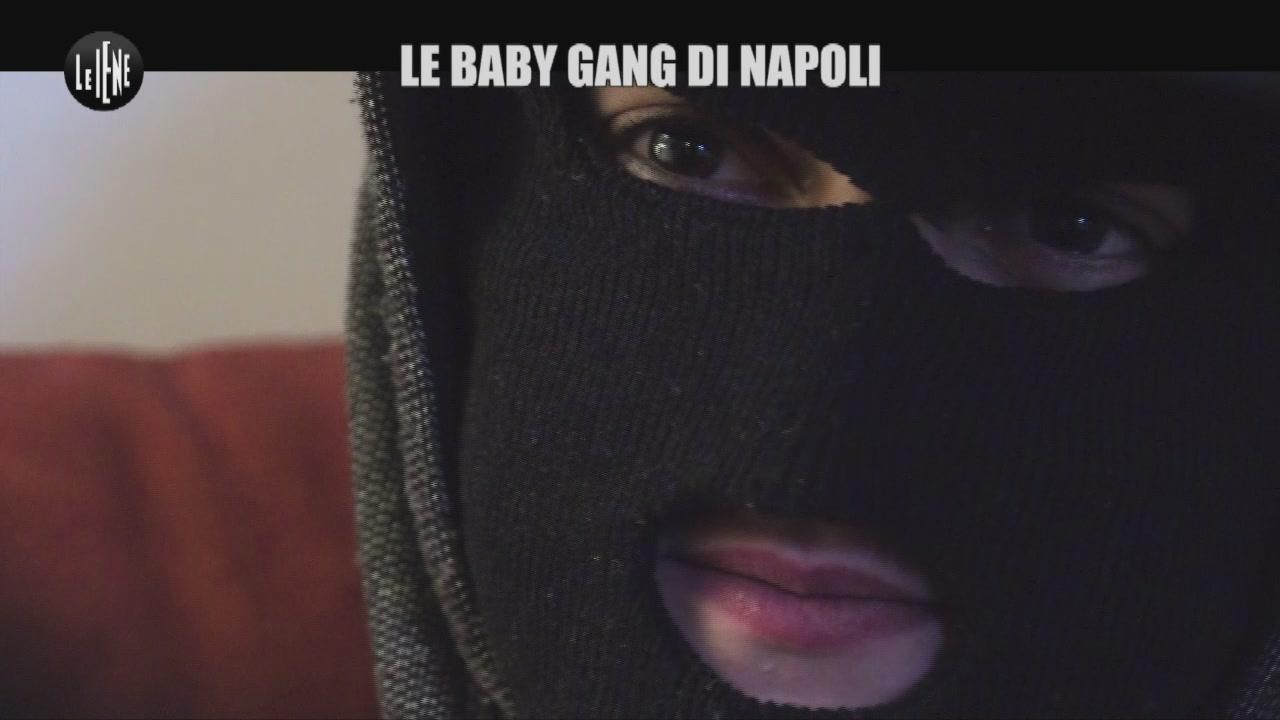 Le baby gang di Napoli