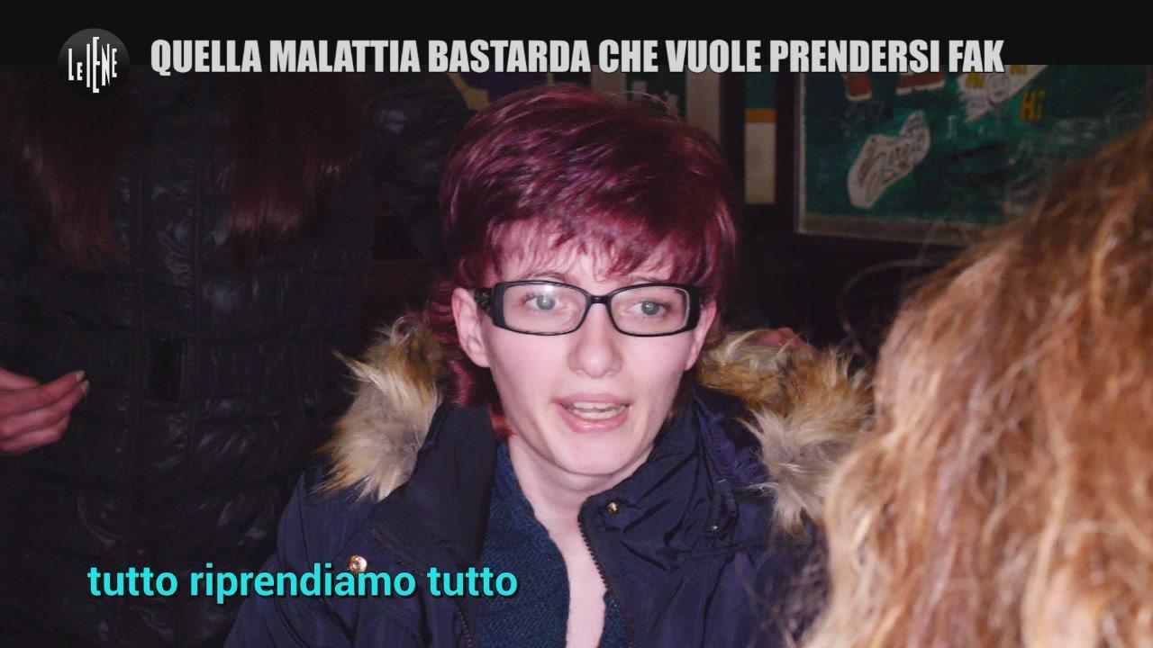Nina Quella Malattia Bastarda Che Vuole Prendersi Fak