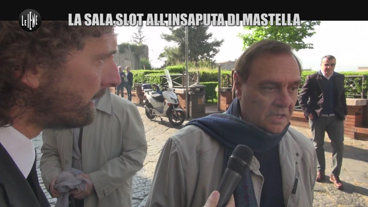 ROMA: La sala slot all'insaputa di Mastella