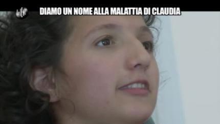 NINA: Diamo un nome alla malattia di Claudia