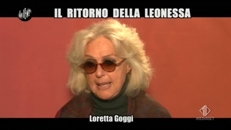 INTERVISTA: Loretta Goggi