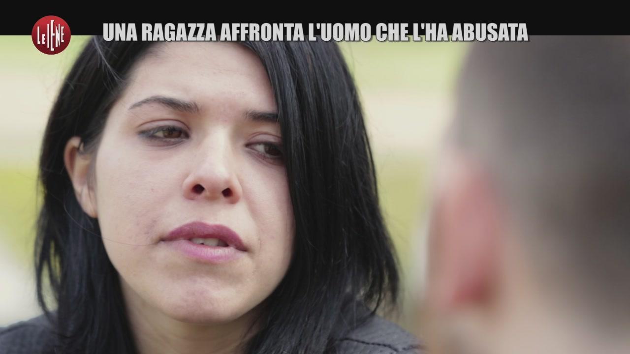 MAISANO: Una ragazza affronta l'uomo che l'ha abusata