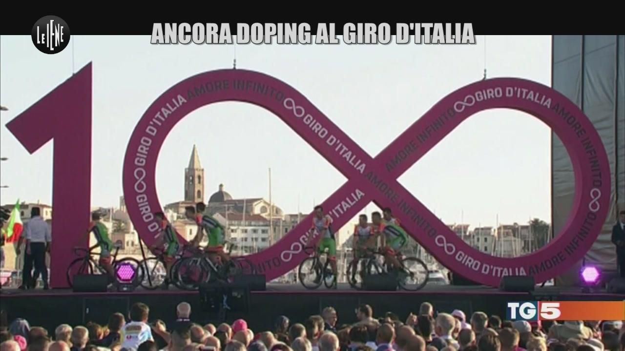 DE GIUSEPPE: Ancora doping al Giro d'Italia