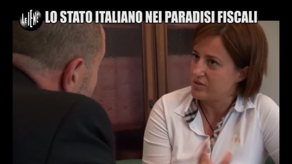 GOLIA: Lo stato italiano nei paradisi fiscali