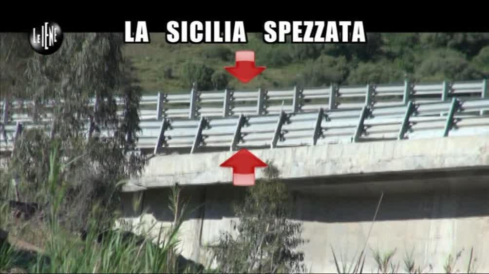 GOLIA: La Sicilia spezzata