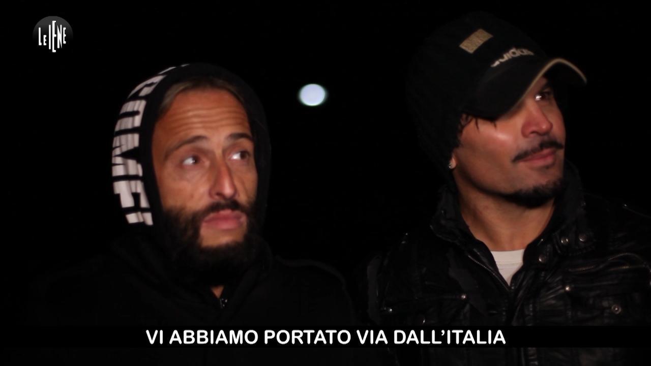 Lo scherzo a Samuele Mecucci e Raoul Tulli: il gran finale