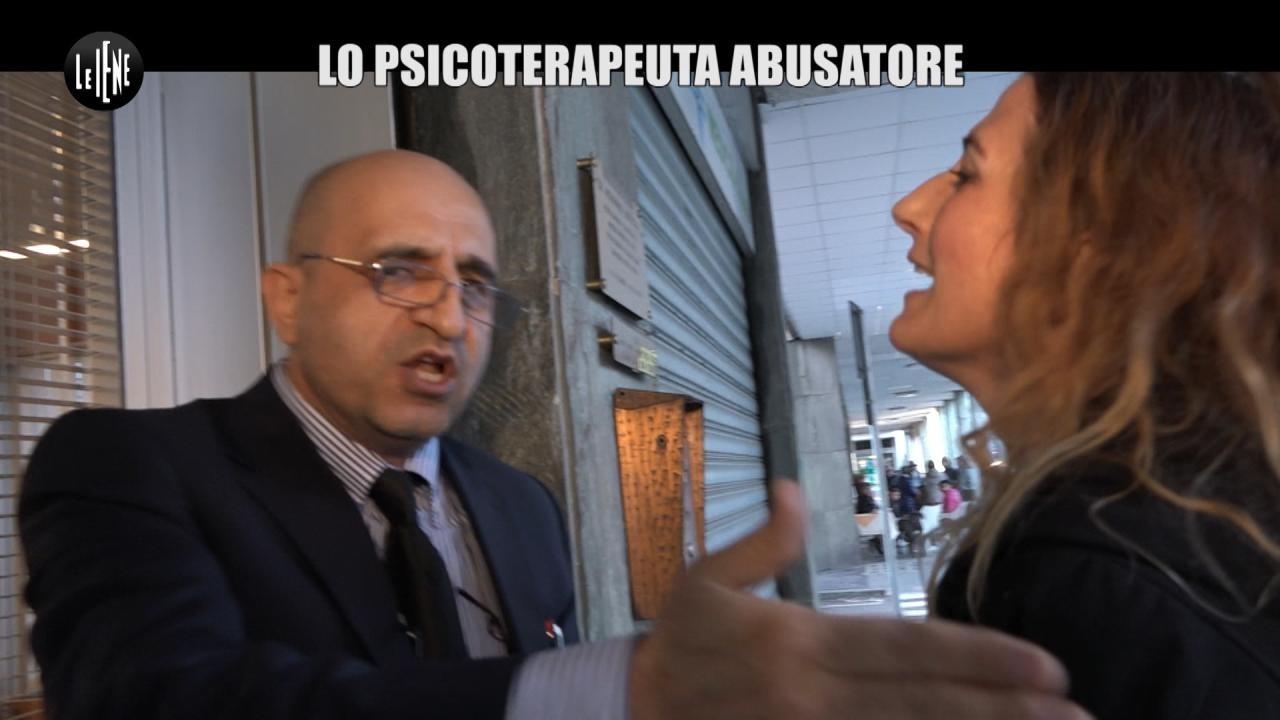 NINA: Violenza sulle donne, lo psicoterapeuta abusatore