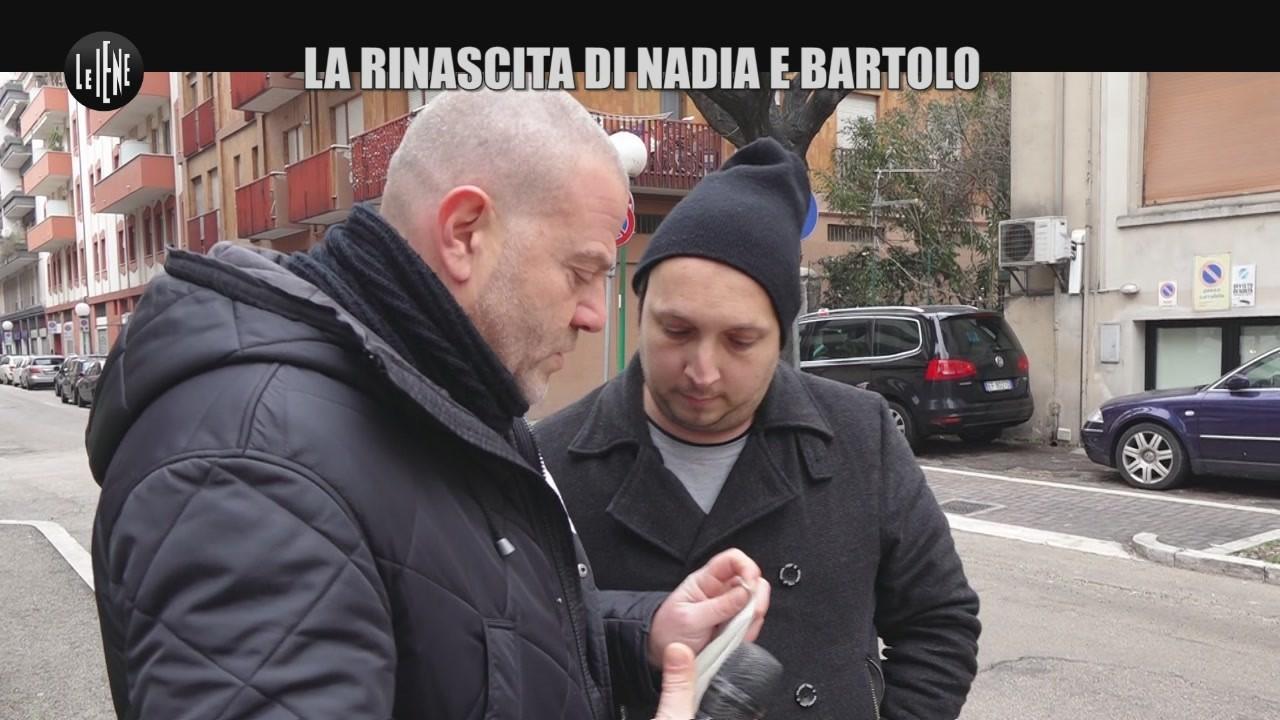 GOLIA: La rinascita di Nadia e Bartolo