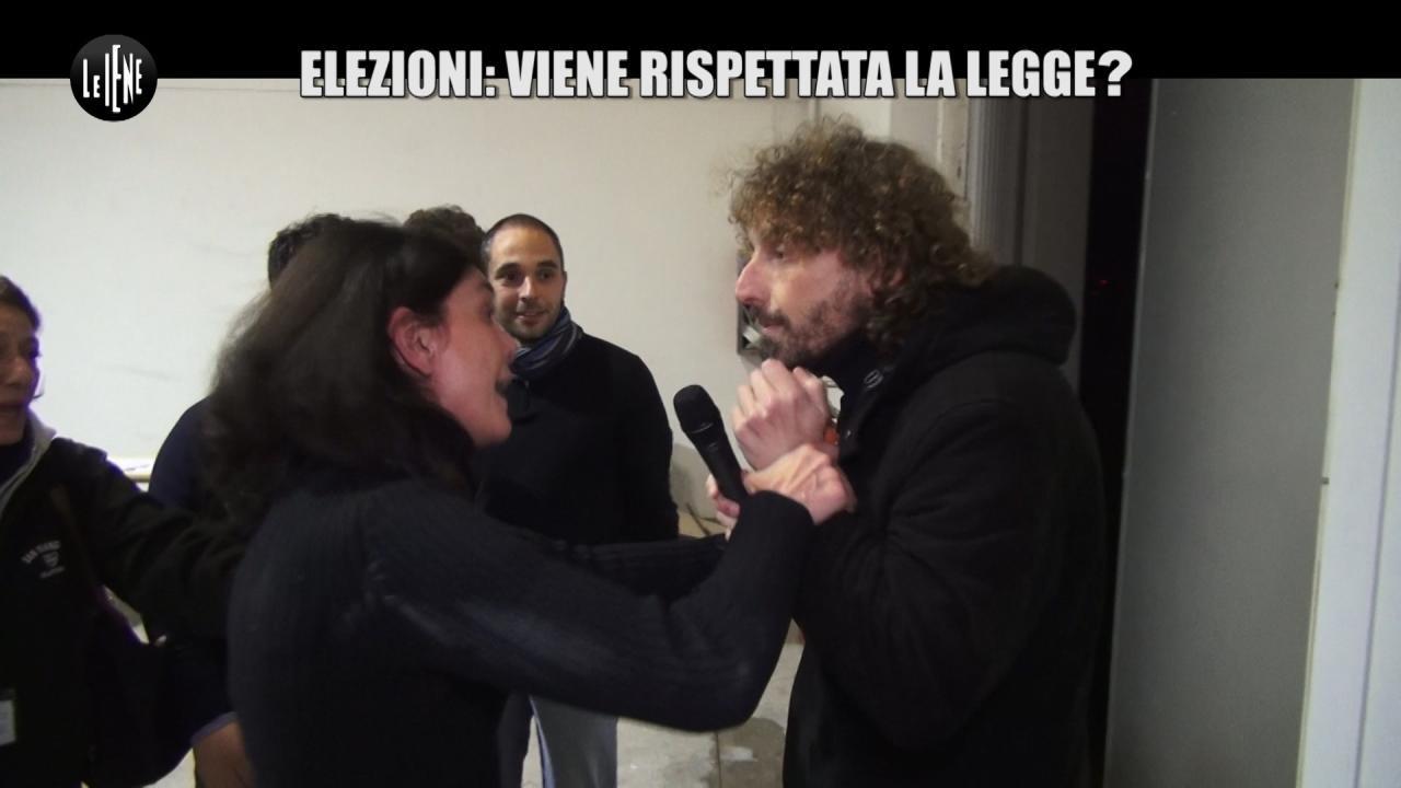 ROMA: Elezioni: viene rispettata la legge?