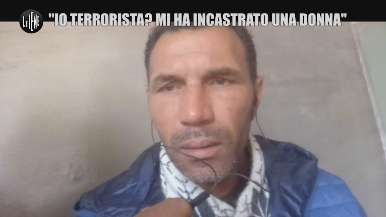"""Il tunisino Atef: """"Io terrorista? Incastrato da una donna"""""""