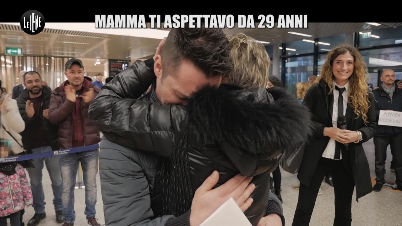 NINA: Mamma ti aspettavo da 29 anni