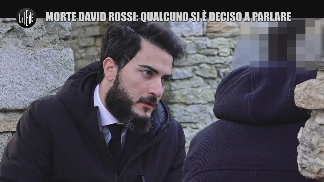 David Rossi: parla l'escort dei festini