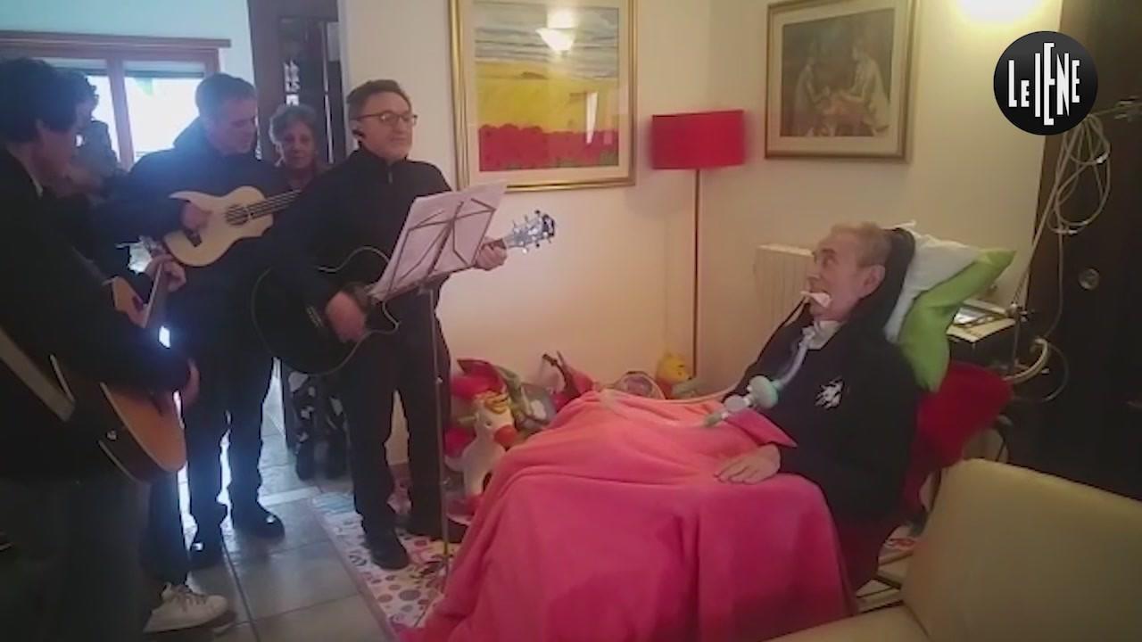 70 anni festeggiati senza le cure che spetterebbero per legge