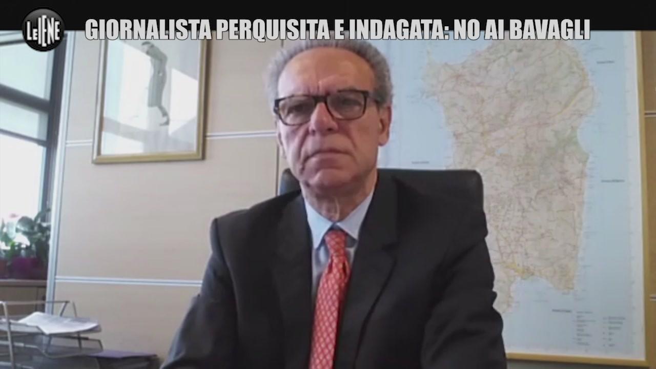 Giornalista perquisita, il direttore della Nuova Sardegna: no ai bavagli