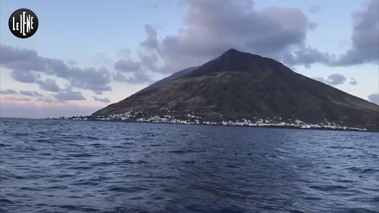 Il videodocumentario dei ragazzi di Stromboli