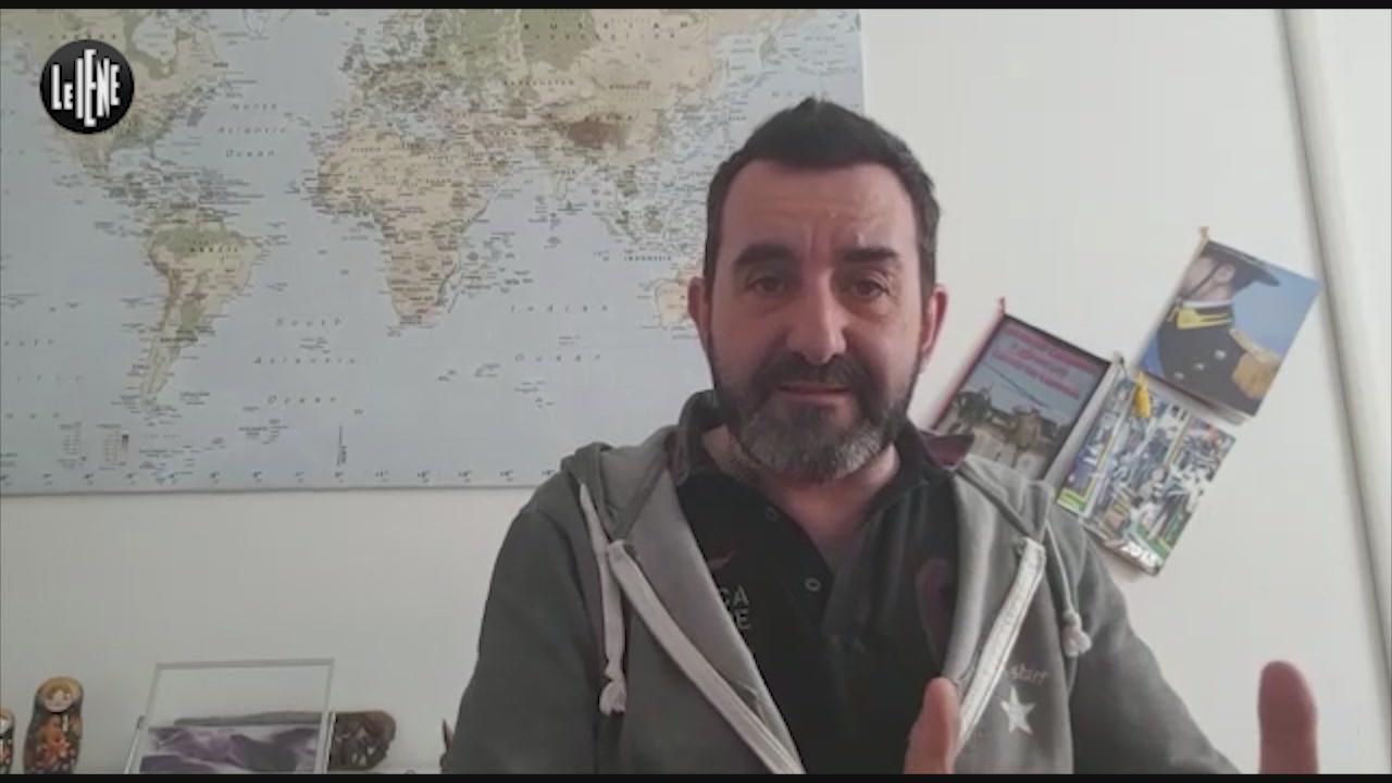 """Acqua contaminata nella Marina, Pelazza: """"Fermato e perquisito, ma Le Iene vanno avanti"""""""