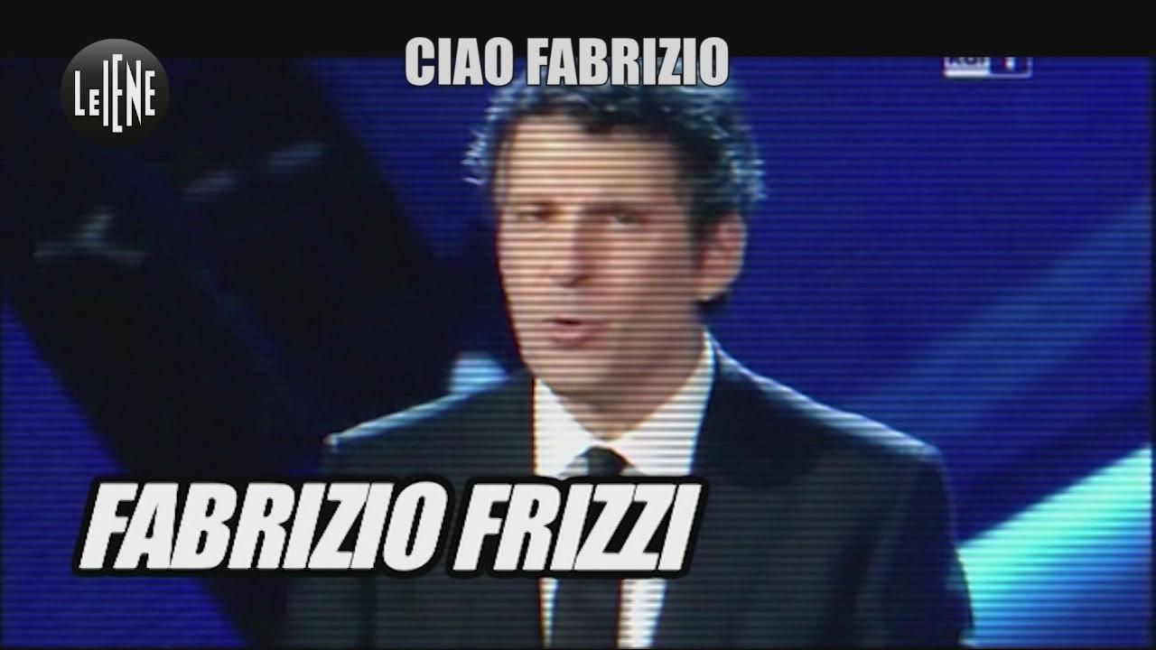 Ciao Fabrizio