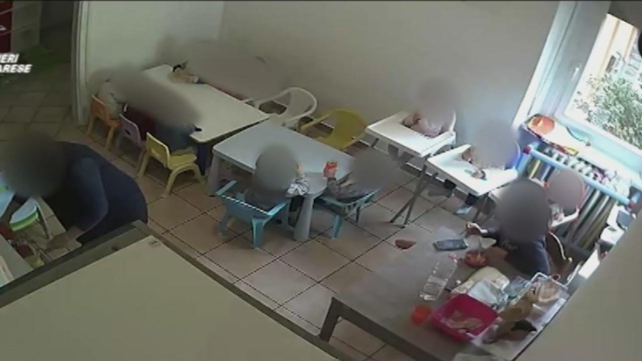 Botte ai bambini: due arresti in un asilo di Varese