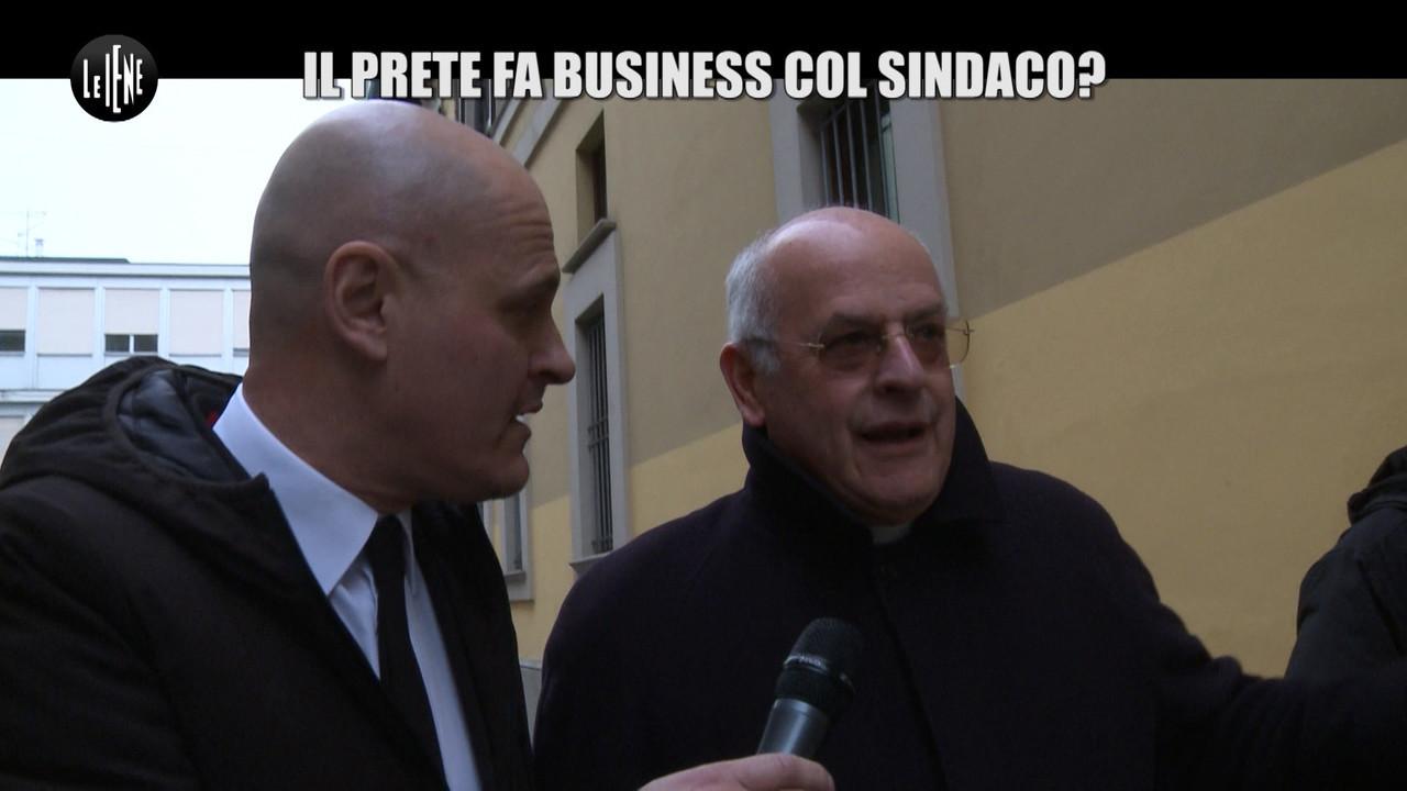 DE GIUSEPPE: Il prete fa business col sindaco di Brugherio?