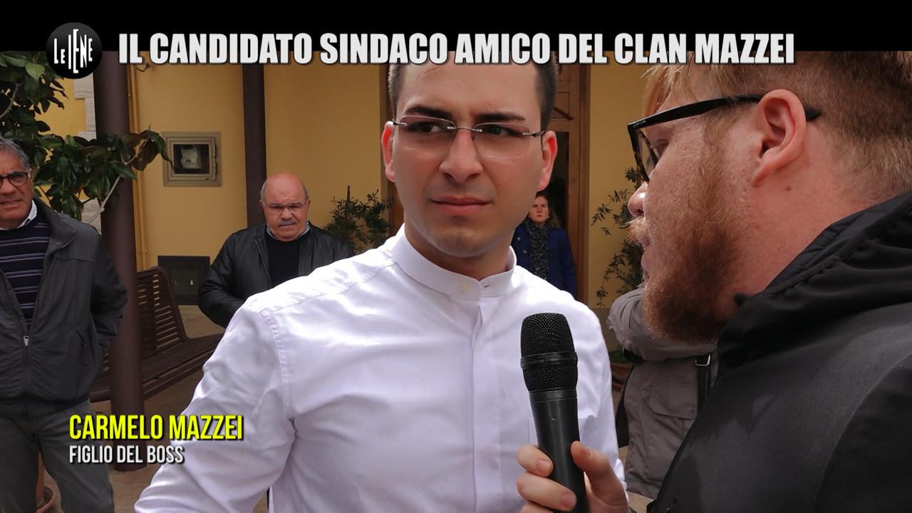 LA VARDERA: Il candidato sindaco amico del clan Mazzei