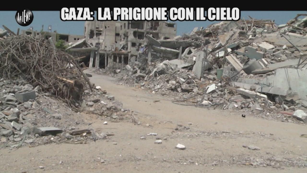 NINA: Gaza: la prigione con il cielo