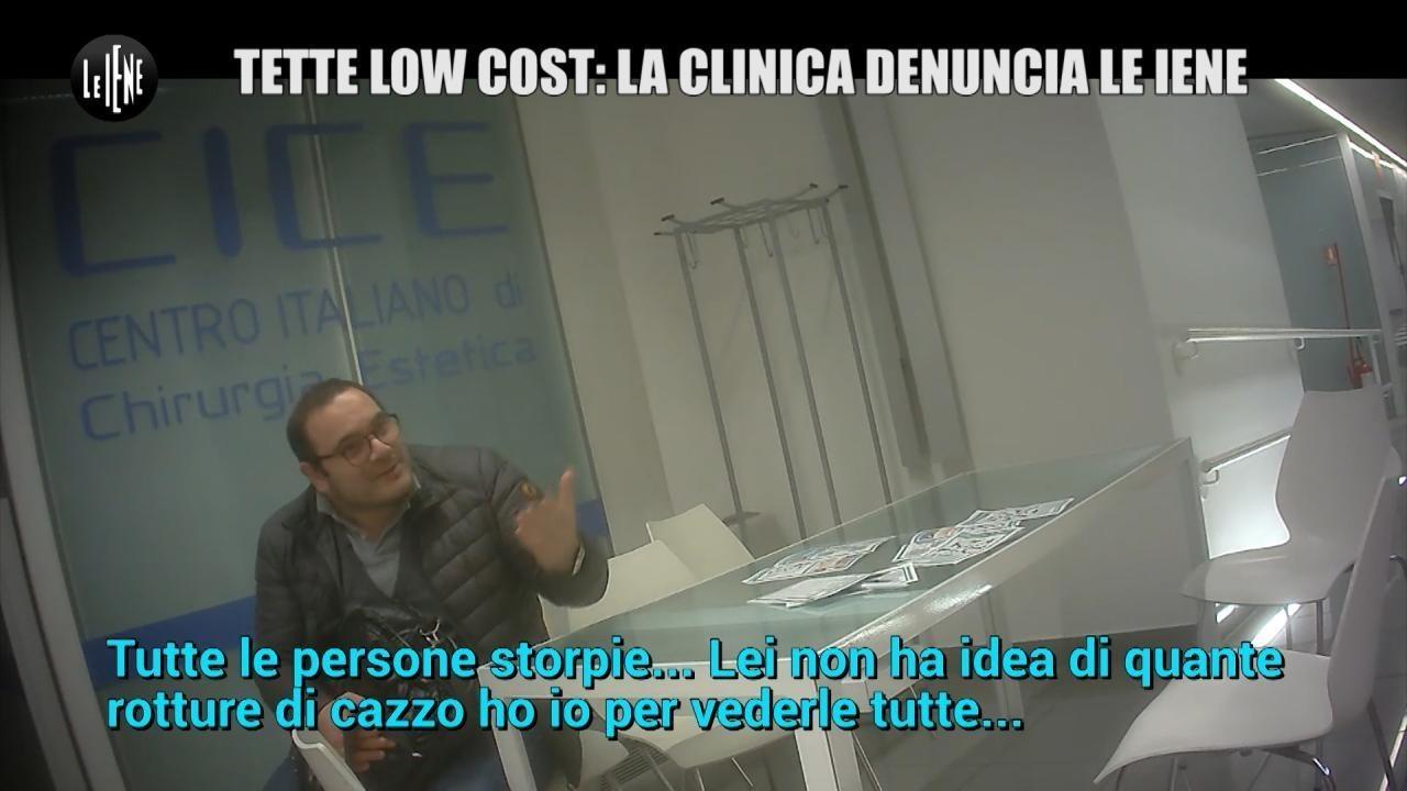 RUGGERI: Interventi al seno low cost: replichiamo alla denuncia