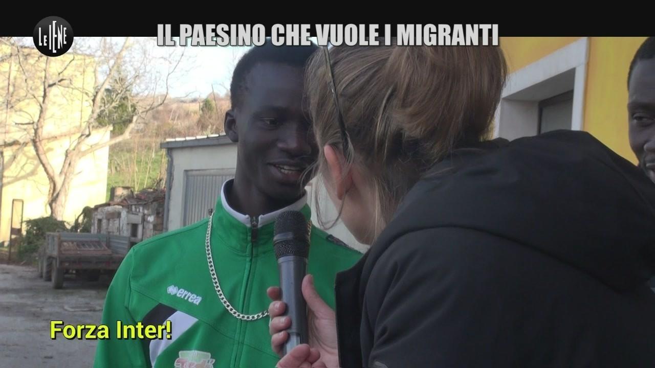 NOBILE: Il paesino che vuole i migranti