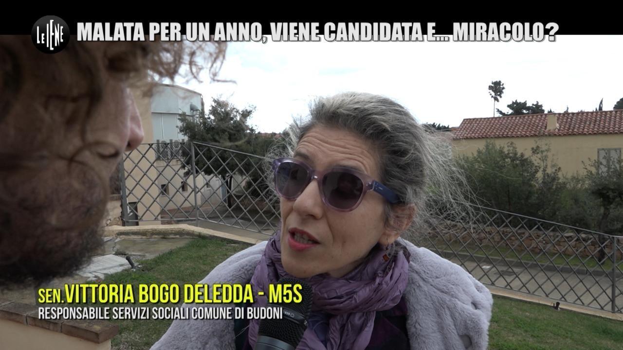 ROMA: La senatrice del M5s Bogo Deledda: Malata per un anno, viene candidata e… Miracolo?