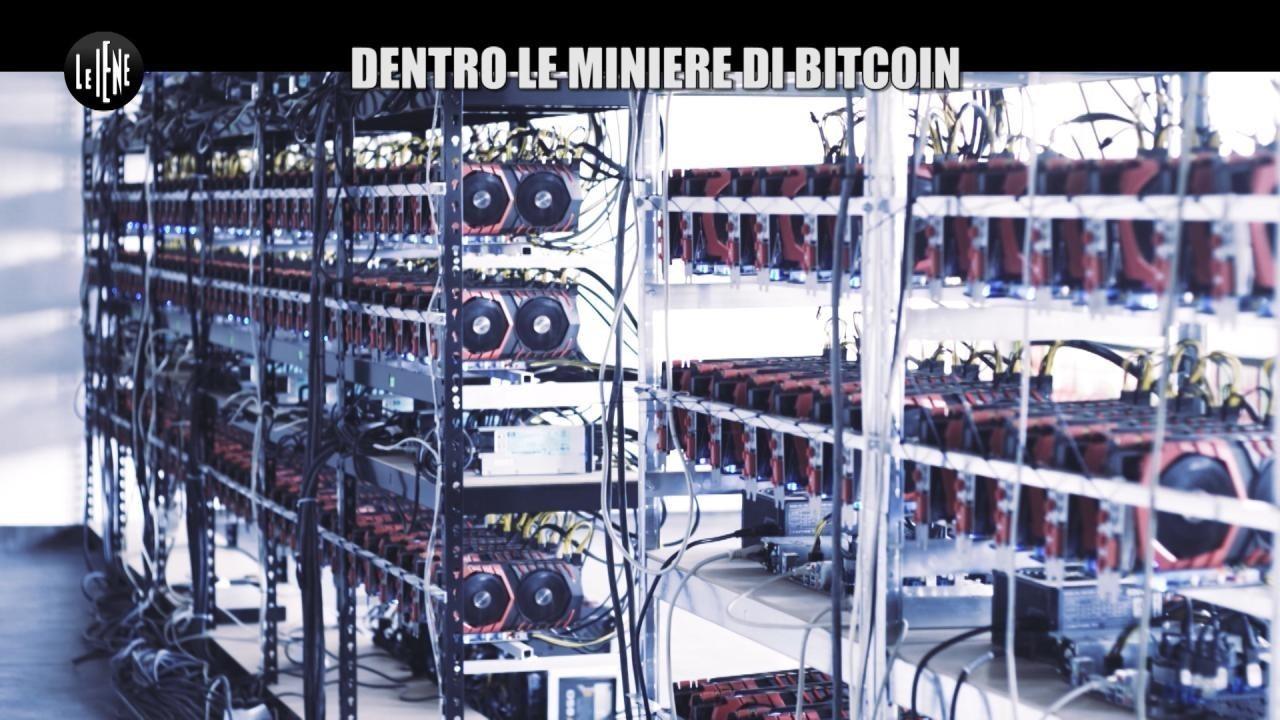 VIVIANI: Dentro le miniere dei Bitcoin