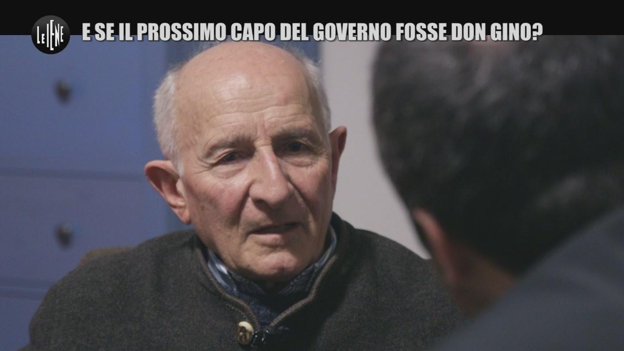 PECORARO: E se il prossimo capo del governo fosse don Gino?